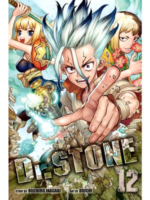 cover image of Dr. STONE, Volume 12