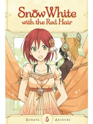 cover image of Snow White with the Red Hair, Volume 5