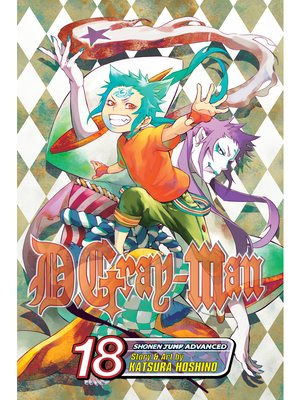 cover image of D.Gray-man, Volume 18