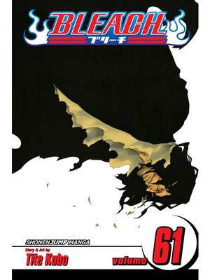 cover image of Bleach, Volume 61