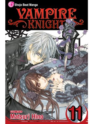 cover image of Vampire Knight, Volume 11
