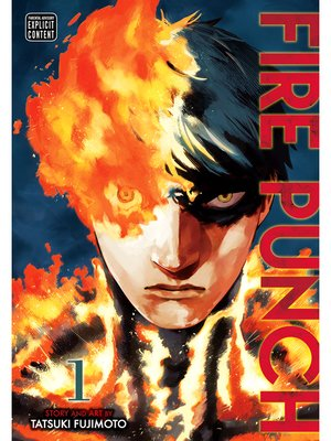 cover image of Fire Punch, Volume 1