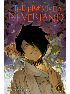 cover image of The Promised Neverland, Volume 6