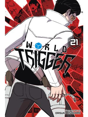 cover image of World Trigger, Volume 21