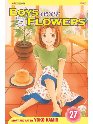 cover image of Boys Over Flowers, Volume 27