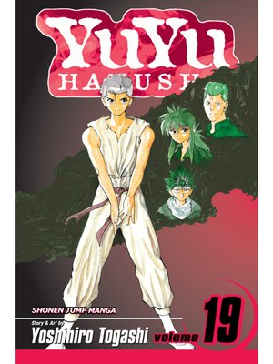 cover image of YuYu Hakusho, Volume 19