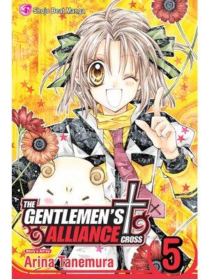 cover image of The Gentlemen's Alliance, Volume 5