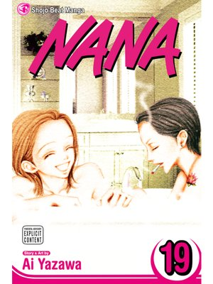 cover image of Nana, Volume 19