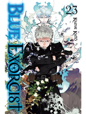cover image of Blue Exorcist, Volume 23