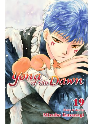 cover image of Yona of the Dawn, Volume 19