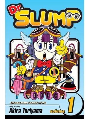 cover image of Dr. Slump, Volume 1