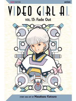 cover image of Video Girl Ai, Volume 13