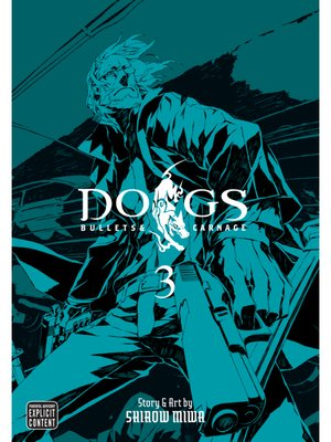cover image of Dogs, Volume 4