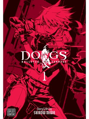 cover image of Dogs, Volume 1