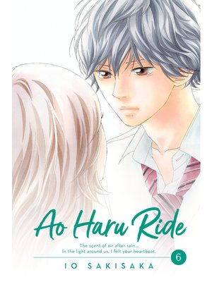 cover image of Ao Haru Ride, Volume 6
