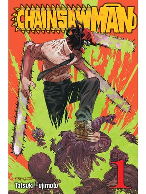 cover image of Chainsaw Man, Volume 1