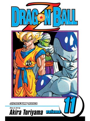 cover image of Dragon Ball Z, Volume 11