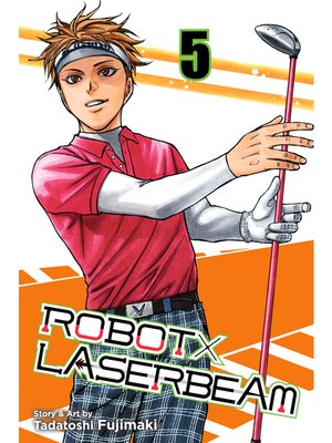 cover image of ROBOTxLASERBEAM, Volume 5