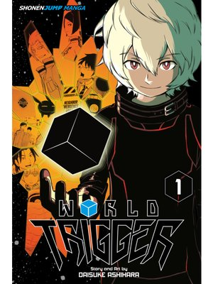 cover image of World Trigger, Volume 1