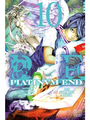 cover image of Platinum End, Volume 10
