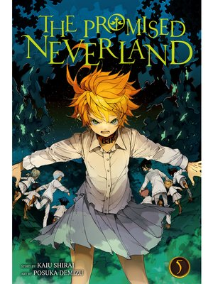 cover image of The Promised Neverland, Volume 5