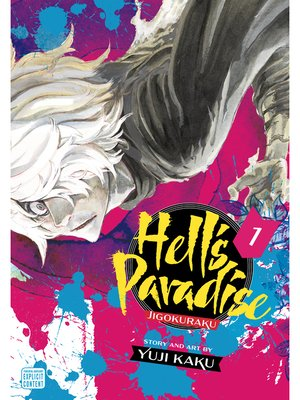 cover image of Hell's Paradise: Jigokuraku, Volume 1