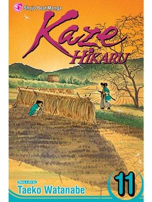 cover image of Kaze Hikaru, Volume 11