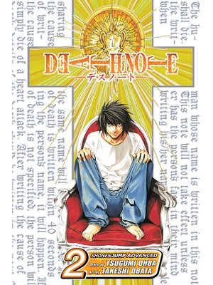cover image of Death Note, Volume 2