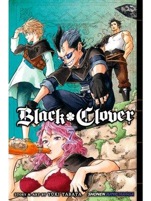 cover image of Black Clover, Volume 7