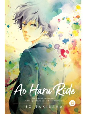 cover image of Ao Haru Ride, Volume 12