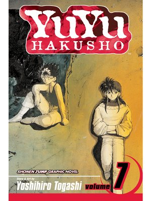cover image of YuYu Hakusho, Volume 7