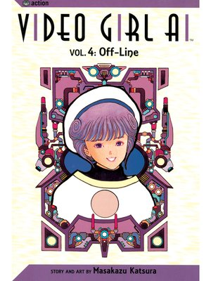 cover image of Video Girl Ai, Volume 4