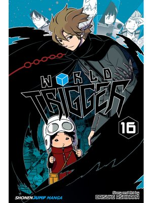 cover image of World Trigger, Volume 16