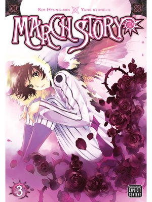 cover image of March Story, Volume 3