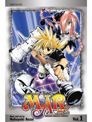 cover image of MÄR, Volume 1