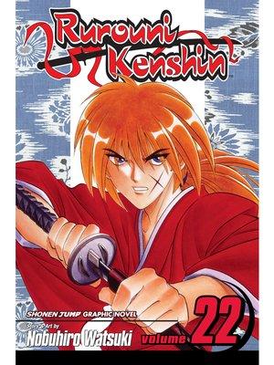 cover image of Rurouni Kenshin, Volume 22