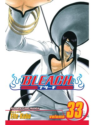cover image of Bleach, Volume 33