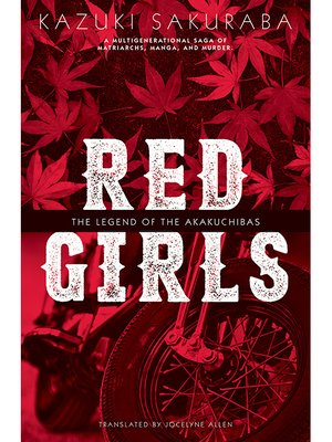 cover image of Red Girls