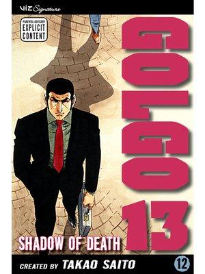 cover image of Golgo 13, Volume 12