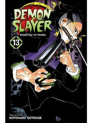 cover image of Demon Slayer: Kimetsu no Yaiba, Volume 13
