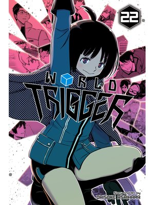 cover image of World Trigger, Volume 22