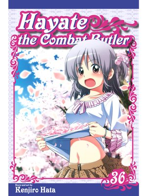 cover image of Hayate the Combat Butler, Volume 36