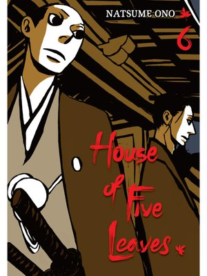 cover image of House of Five Leaves, Volume 6