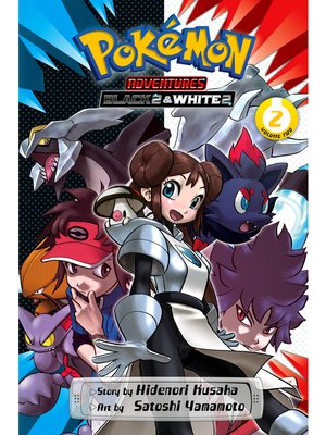 cover image of Pokémon Adventures, Volume 53