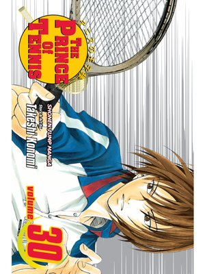 cover image of The Prince of Tennis, Volume 30
