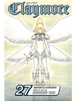 cover image of Claymore, Volume 27