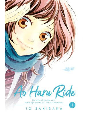 cover image of Ao Haru Ride, Volume 1