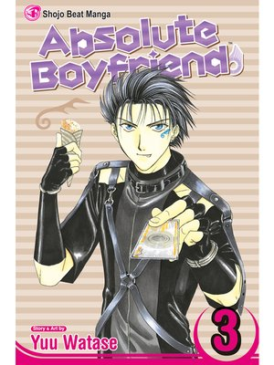 cover image of Absolute Boyfriend, Volume 3