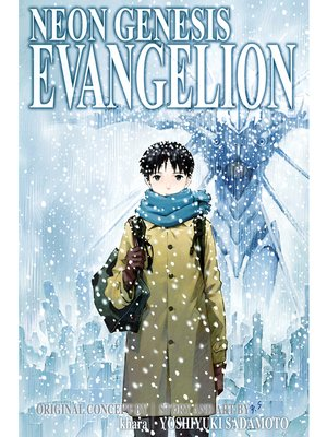 cover image of Neon Genesis Evangelion 3-in-1 Edition, Volume 5