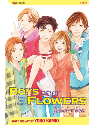cover image of Boys Over Flowers: Jewelry Box